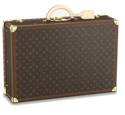 Louis Vuitton Alzer 65 Hard Sided Suitcase- Purchased New And Never Used-