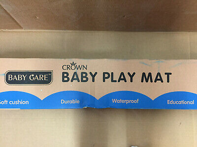 Baby Care Crown Baby Play Mat Happy Village Bedding SP-L13-022
