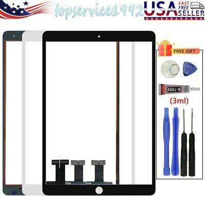 For iPad Pro A1701 A1709 10-5 Touch Screen Glass Panel Replacement - Tool Glue