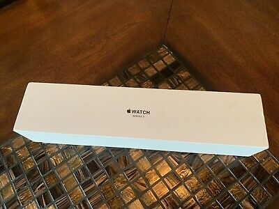 EMPTY BOX Only for Apple Watch Series 3 - 42MM  NO WATCH No Accessories