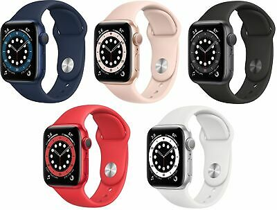NEW Apple Watch Series 1 2 3 4 5 6 Watch SE 38424044mm GPS or Cellular