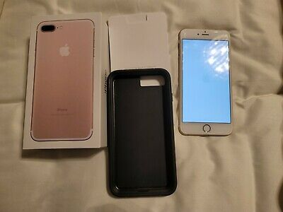 Apple iPhone 6 Plus - 16GB - Rose Gold AT-T A1522 GSM