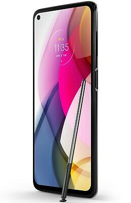 Moto G Stylus 2021 128GB 48MP Camera Boost Mobile - 1st Month - Free Gift