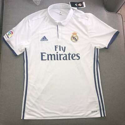 adidas Real Madrid Mens Home Jersey 20162017