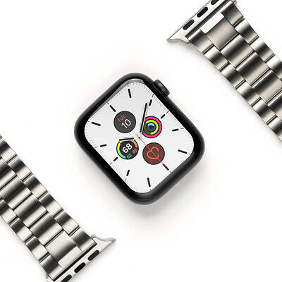 For Apple Watch Series 654321SE 38404244mm Metal Band Strap  Ringke