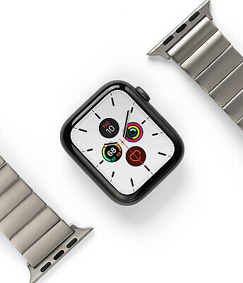 For Apple Watch Series 654SE 4244mm Metal One Titanium Band Strap  Ringke