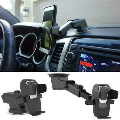 Universal Car Mount Holder Windshield Stand Suction Phone Cup For Cell