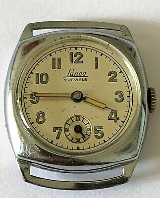 LANCO  Trench Watch