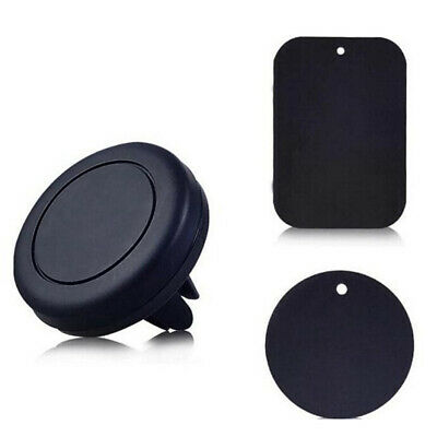 Car Holder Magnetic Air Vent Mount Holder Stand for iPhone Cell Phone