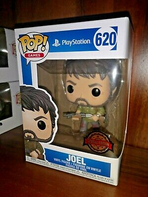 FUNKO POP 620 JOEL - The Last of Us - PlayStation Special Edition - IN STOCK