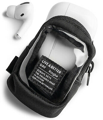 Ringke Mini Pouch for AirPods Pro Case Galaxy Buds Pro Cover Lightweight Bag