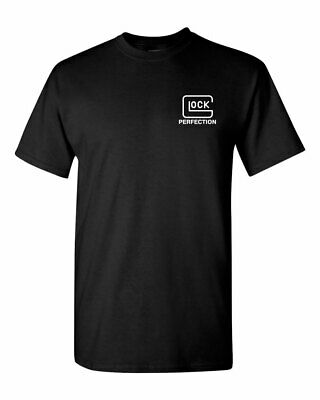 Glock Perfection T-shirt graphic firearms t-shirt