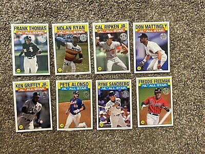 2021 Topps Series 2 Baseball Inserts - Rookie - You Pick - Complete Your Set