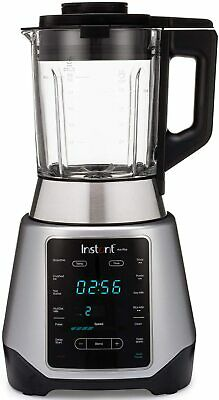 Instant Pot Ace Plus 10-in-1 Smoothie and Soup Blender 10 Programs 54oz 1300W