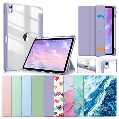 Hybrid Slim Case for iPad Air 4th Generation 2020 10-9 Shockproof Cover Stand