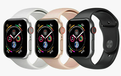 Apple Watch Series SE 40mm 44mm GPS - Cellular - Space Gray Gold Silver