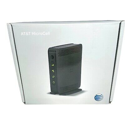 Cisco DPH-154 AT-T Microcell Wireless Cell Phone Signal Booster 3G 4G LTE NEW