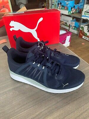NEW Mens PUMA Pacer Net Cage Navy Athletic Training Shoes Softfoam - Pick Size