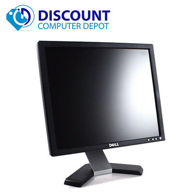 Dell 15 LCD Desktop Computer PC Monitor Grade A- Lots available