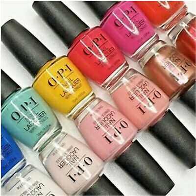 OPI Nail Polish Colors 0-5ozea- Updated Newest colors 2021 Pick ur colors