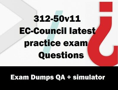 312-50v11 EC-Council LATEST practice questions answers