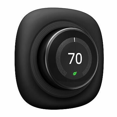 Wall Plate Case Cover for Google Nest Learning Thermostat Bracket Mount