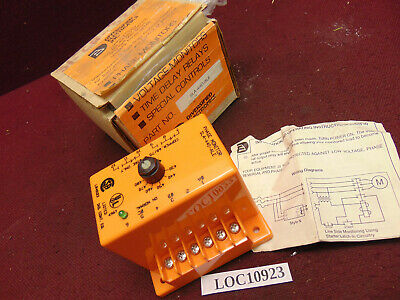 DIVERSIFIED ELECTRONICS SLA-440-ALE PHASE SEQUENCE - LOSS MONITOR LOC10923