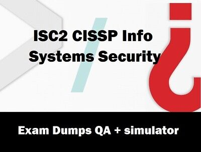 ISC2 CISSP Info Systems Security practice Questions Answers