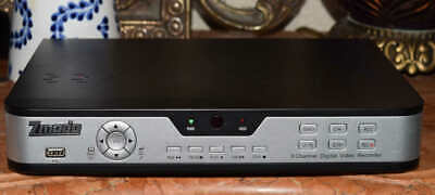 Zmodo Digital Video Recorder Receiver Only for Surveillance D9108BH TESTED