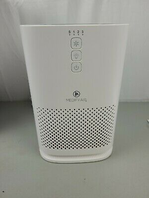 Medify Air Purifier MA-14 CADR 120 H13 True HEPA Activated Carbon - 200 sq ft