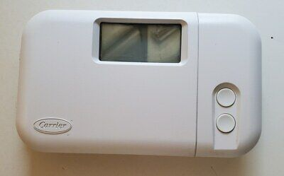 Carrier Programmable Thermostat TSTATCCPHP01-B with mounting bracket WORKS