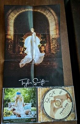 Fearless by Taylor Swift CD 2008