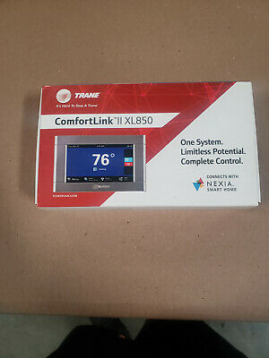 New Lot of 60  Trane ComfortLink II XL850 Wi-Fi Thermostat Factory Seal