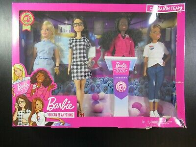 Mattel Barbie Career of the Year Campaign Team 2020 Giftset PACKAGE WEAR