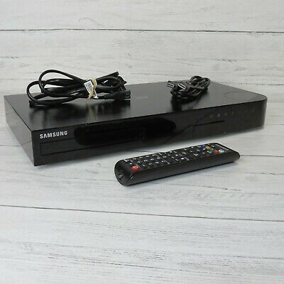 Samsung HT-J5500W 3D Blu Ray Player with Remote HDMI Cord TESTED and WORKING