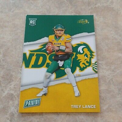 2021 Panini Fathers Fathers Day TREY LANCE San Francisco 49ers ROOKIE RC RC14