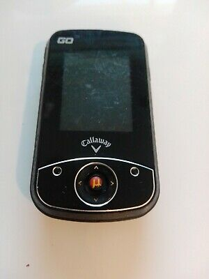 Callaway Upro Go GPS no charger