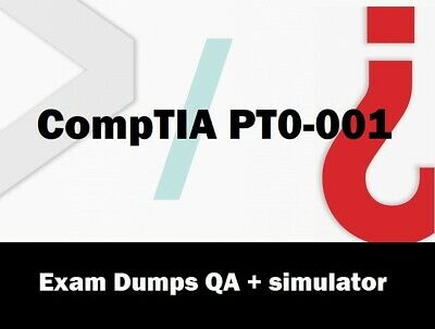 PT0-001 latest practice questions answers