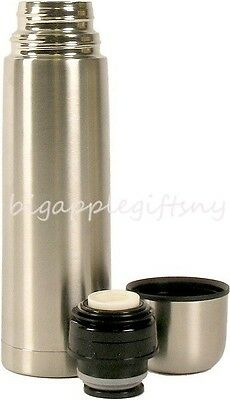 Vacuum Stainless Steel Insulated Coffee Soup Bottle thermos 500ML 16 OZ hotcold