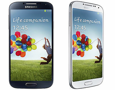 Samsung Galaxy S4 SGH-I337 Unlocked 16GB AT-T Smartphone