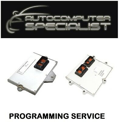 RE PROGRAMMING SECURITY SERVICE 1998-2007 DODGE CUMMINS DIESEL COMPUTER ECM PCM