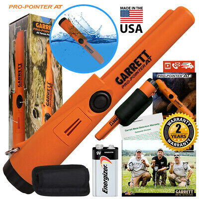 Garrett Propointer AT Underwater Pinpointer with Holster - Battery Included NIB