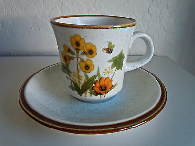 Mikasa Fresh From The Garden Cup and Saucer
