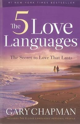 BRAND NEW The 5 Five Love Languages Secret to Love That Lasts Gary Chapman 2010