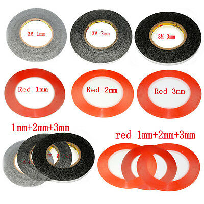 3M 1mm 2mm 3mm Sided-super Double sticky heavy adhesive tape Cell Phone Repair