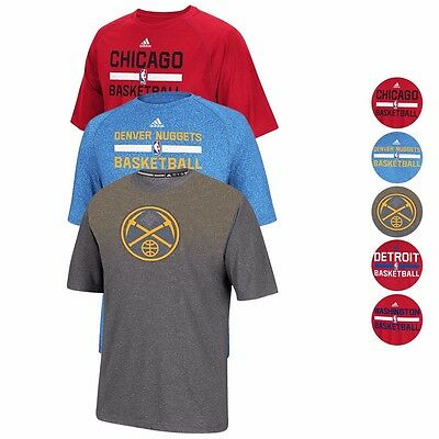NBA Assortment of Climalite Performance Team Shirt Collection by ADIDAS - Mens