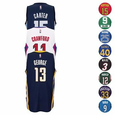 Adidas NBA Team Player Swingman Climacool Jersey Collection Mens
