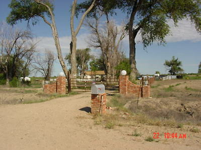 Farm and Ranch in SE Colorado  160 acres 190000  irrigation and hunting
