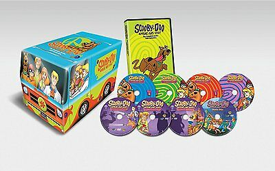 Brand New Scooby-Doo Where Are You The Complete Series DVD 2012 8-Disc Set