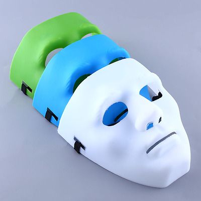 SCHAURIG FACE GHOSTS HALLOWEEN MASQUERADE PARTY COSPLAY COSTUME MASKE